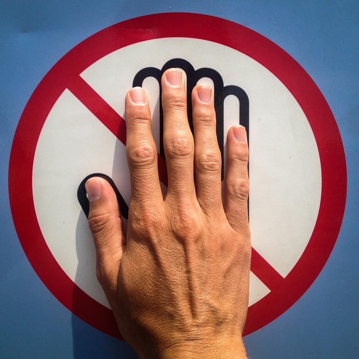 No hands?
